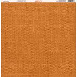 Ella and Viv Paper Company - Linen Brights Collection - 12 x 12 Paper - Four