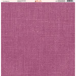 Ella and Viv Paper Company - Linen Brights Collection - 12 x 12 Paper - Eleven