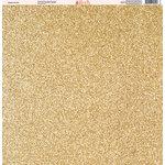 Ella and Viv Paper Company - Glitter FX Collection - 12 x 12 Paper - Twelve
