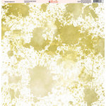 Ella and Viv Paper Company - Rainbow Splash Collection - 12 x 12 Paper - Six