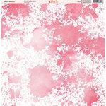 Ella and Viv Paper Company - Rainbow Splash Collection - 12 x 12 Paper - Twelve