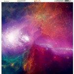 Ella and Viv Paper Company - Galaxy Collection - 12 x 12 Paper - The Universe