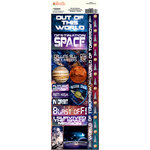 Ella and Viv Paper Company - Galaxy Collection - Cardstock Stickers - Combo