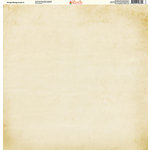 Ella and Viv Paper Company - Vintage Backgrounds Collection - 12 x 12 Paper - One