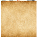 Ella and Viv Paper Company - Vintage Backgrounds Collection - 12 x 12 Paper - Three