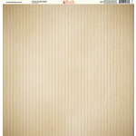 Ella and Viv Paper Company - Vintage Backgrounds Collection - 12 x 12 Paper - Five