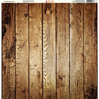 Ella and Viv Paper Company - Wood Backgrounds Collection - 12 x 12 Paper - One
