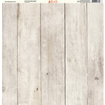 Ella and Viv Paper Company - Wood Backgrounds Collection - 12 x 12 Paper - Six