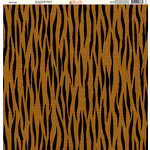 Ella and Viv Paper Company - Safari Collection - 12 x 12 Paper - Tiger