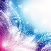 Ella and Viv Paper Company - Magic Moments Collection - 12 x 12 Paper - Beautiful Magic