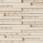 Ella and Viv Paper Company - 100 Percent Natural Collection - 12 x 12 Paper - Modern Marble