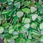 Ella and Viv Paper Company - Tinker Tray Collection - 12 x 12 Paper - Sea Glass