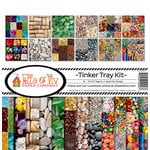 Ella and Viv Paper Company - Tinker Tray Collection - 12 x 12 Kit