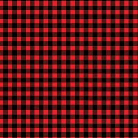 Ella and Viv Paper Company - Lumberjack Collection - 12 x 12 Paper - Red Flannel