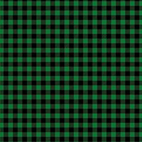 Ella and Viv Paper Company - Lumberjack Collection - 12 x 12 Paper - Forest Plaid