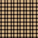 Ella and Viv Paper Company - Lumberjack Collection - 12 x 12 Paper - Dakota Plaid