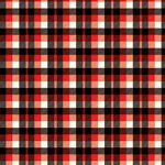 Ella and Viv Paper Company - Lumberjack Collection - 12 x 12 Paper - Northwoods Plaid