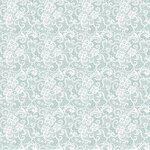 Ella and Viv Paper Company - Garment District Collection - 12 x 12 Paper - Chantily Lace