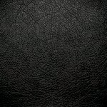 Ella and Viv Paper Company - Garment District Collection - 12 x 12 Paper - Ebony Leather