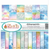 Ella and Viv Paper Company - Ethereal Collection - 12 x 12 Kit