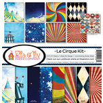 Ella and Viv Paper Company - Le Cirque Collection - 12 x 12 Kit