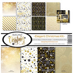 Reminisce - Elegant Christmas Collection - 12 x 12 Collection Kit