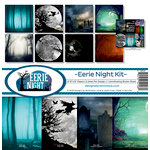 Reminisce - Eerie Night Collection - Halloween - 12 x 12 Collection Kit
