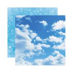 Reminisce - Elements Collection - 12 x 12 Double Sided Paper - Aware