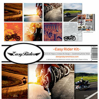 Reminisce - Easy Rider Collection - 12 x 12 Collection Kit
