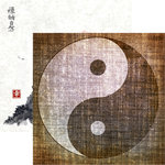 Reminisce - Everything Zen Collection - 12 x 12 Double Sided Paper - Yin Yang