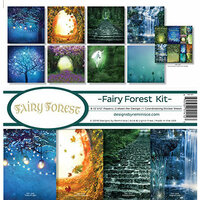 Reminisce - Fairy Forest Collection - 12 x 12 Collection Kit