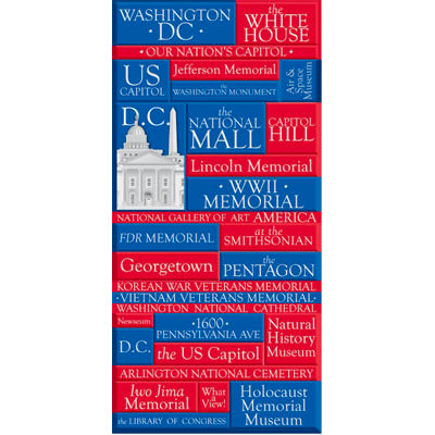 Reminisce - DC Collection - Cardstock Stickers - Quote