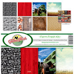 Reminisce - Farm Fresh Collection - 12 x 12 Collection Kit