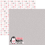 Reminisce - Forever In Love Collection - 12 x 12 Double Sided Paper - Forever In Love