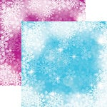 Reminisce - Frosted Collection - 12 x 12 Double Sided Paper - Frosted