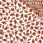 Reminisce - Football Collection - 12 x 12 Double Sided Paper - Are You Ready for Some Football