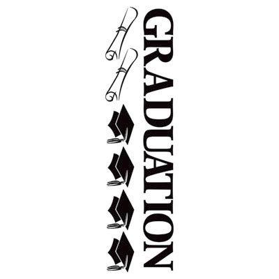 Reminisce - Graduation Collection - Clear Stickers - Graduation