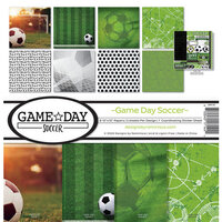Reminisce - 12 x 12 Collection Kit - Game Day