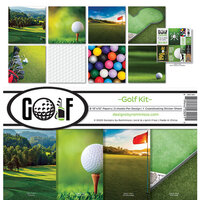 Reminisce - Golf Collection - Collection Kit