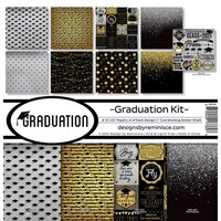 Reminisce - Graduation Collection - 12 x 12 Collection Kit