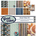 Reminisce - Good Vibes Collection - 12 x 12 Collection Kit