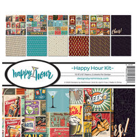 Reminisce - Happy Hour Collection - Collection Kit