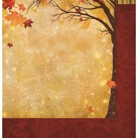 Reminisce - Harvest Collection - 12 x 12 Double Sided Paper - Magical Autumn