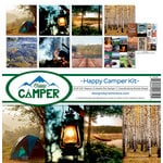 Reminisce - Happy Camper Collection - 12 x 12 Collection Kit