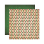 Reminisce - Here Comes Santa Collection - Christmas - 12 x 12 Double Sided Paper - The Magic of Christmas
