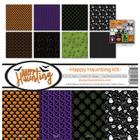 Reminisce - Happy Haunting Collection - 12 x 12 Collection Kit