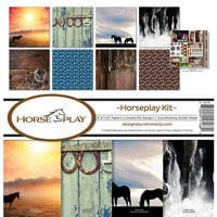 Reminisce - 12 x 12 Collection Pack - Horseplay