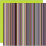 Reminisce - Halloween Party Collection - 12 x 12 Double Sided Paper - Hypnotic Halloween