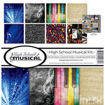 Reminisce - High School Musical Collection - 12 x 12 Collection Kit