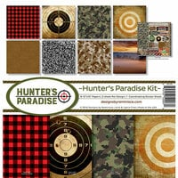 Reminisce - Hunters Paradise Collection - 12 x 12 Collection Kit